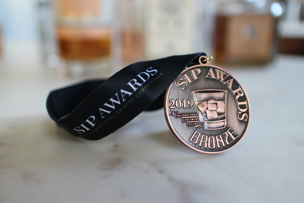 The Power of a SIP Awards Bronze Medal